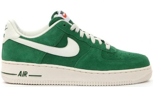 Nike Air Force 1 Low Pine Green/Sail