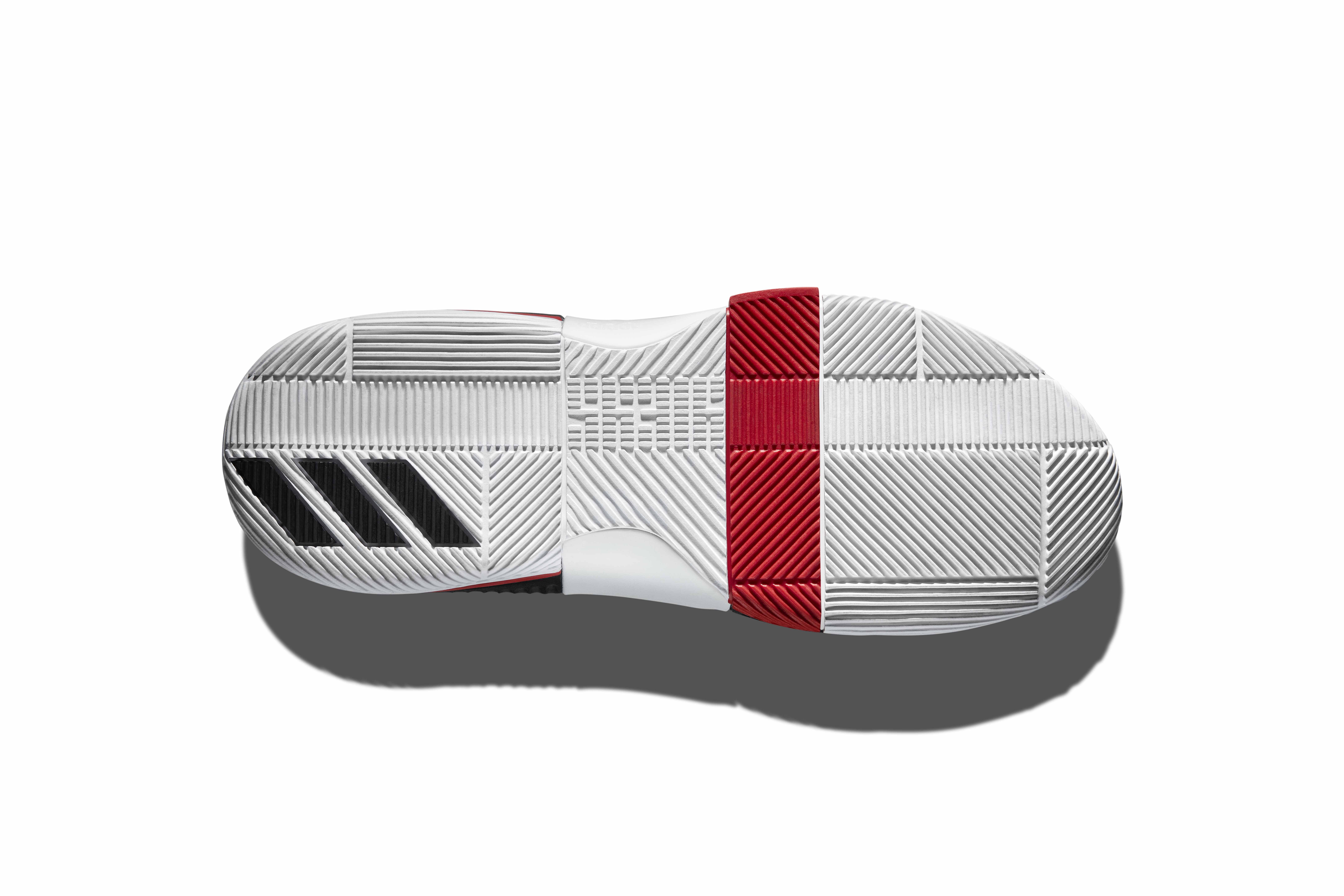 Adidas Dame 3 Outsole