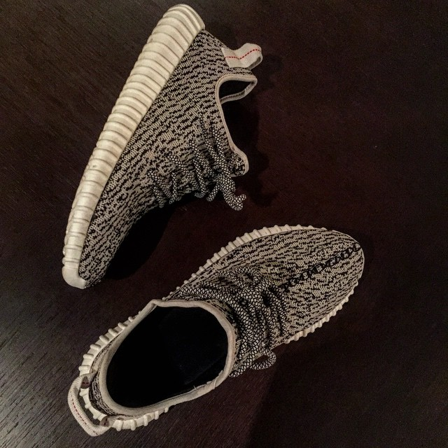 On Foot Look / adidas Yeezy Boost 350 'Turtle Dove'