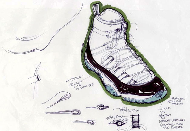 Tinker Hatfield Talks Sneaker Design with GQ (1)