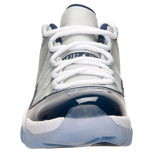 Air Jordan XI 11 Low Georgetown 528895-007 (4)