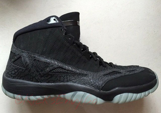 finest selection 1f743 54a7a More on This Strange New Air Jordan 11 Creation | Sole Collector