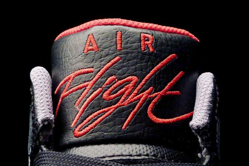 Nike Air Flight 89 Black Cement Bred 306252-026 (4) c53ebb379