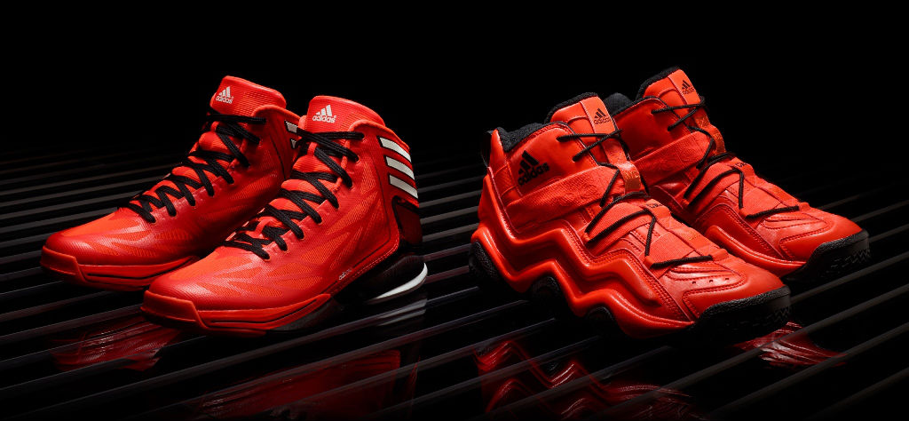 "adidas Basketball ""Bright Lights, Big City"" Pack Chicago"