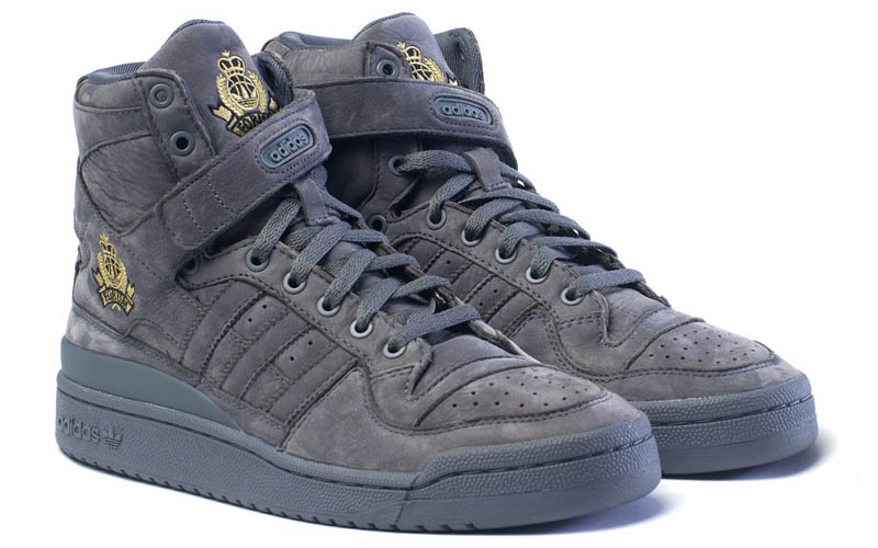 Frank the Butcher x adidas Originals Forum Crest Hi Lead