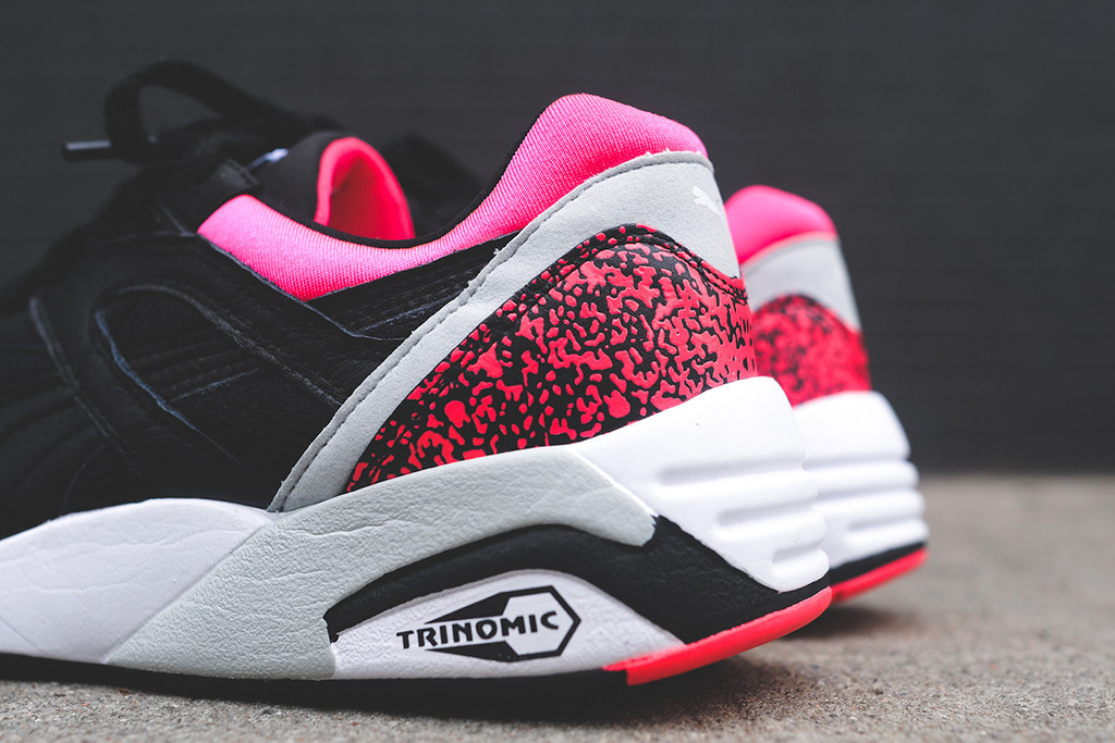 PUMA R698 'Black/Pink' | Sole Collector