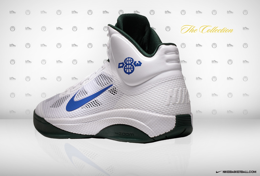 "Nike Zoom Hyperfuse Deron Williams ""Home"" Player Exclusive"