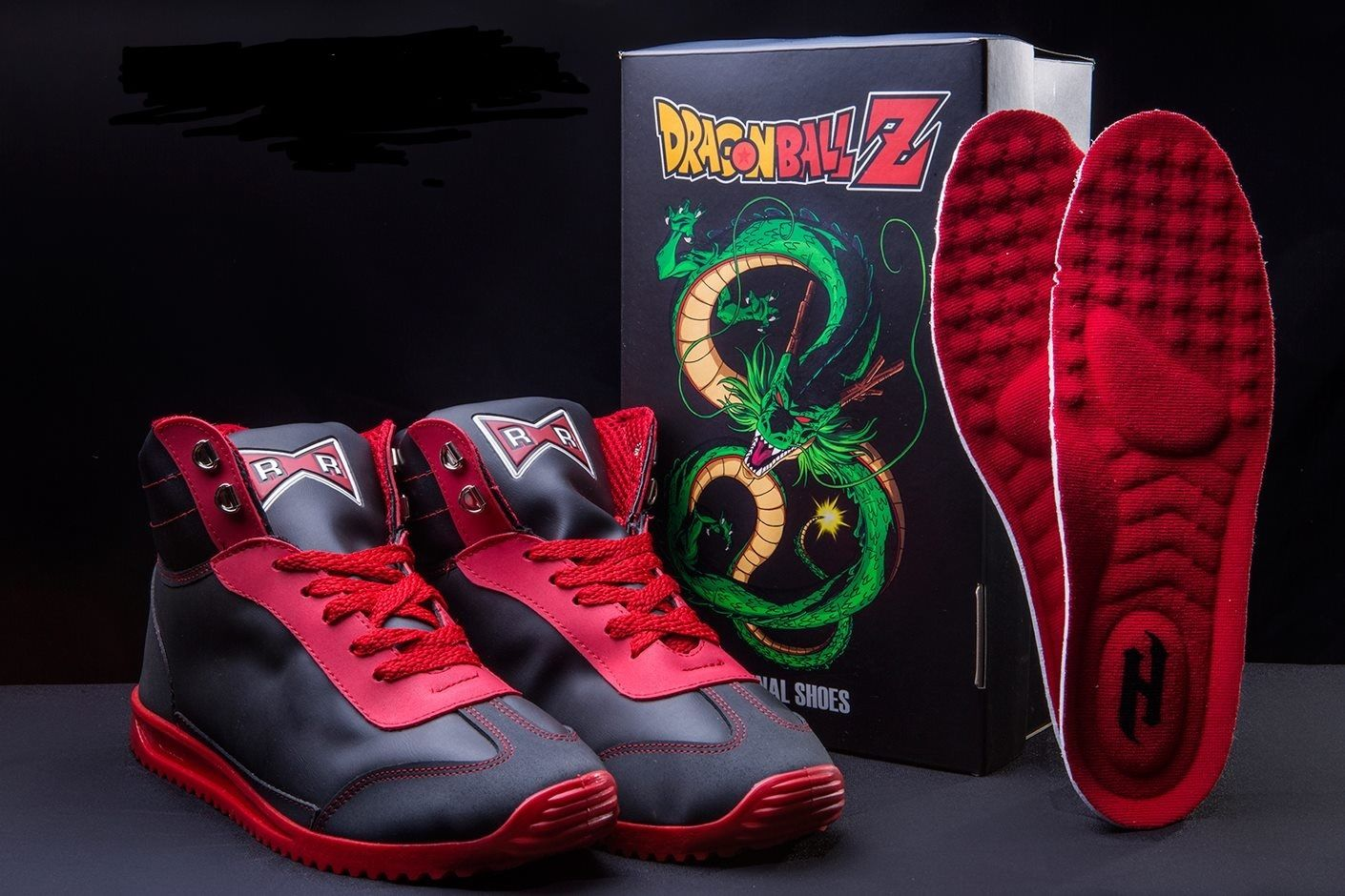 huge discount 11240 b3f79 Yes, There Are Actually Official Dragon Ball Z Sneakers ...