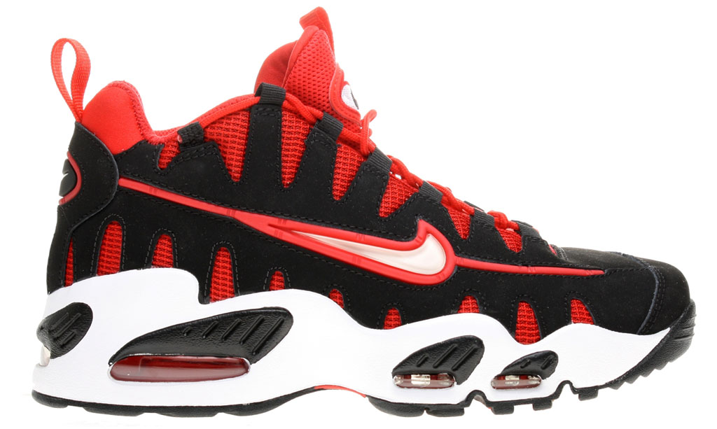 Nike Air Nomo Max Black/Red