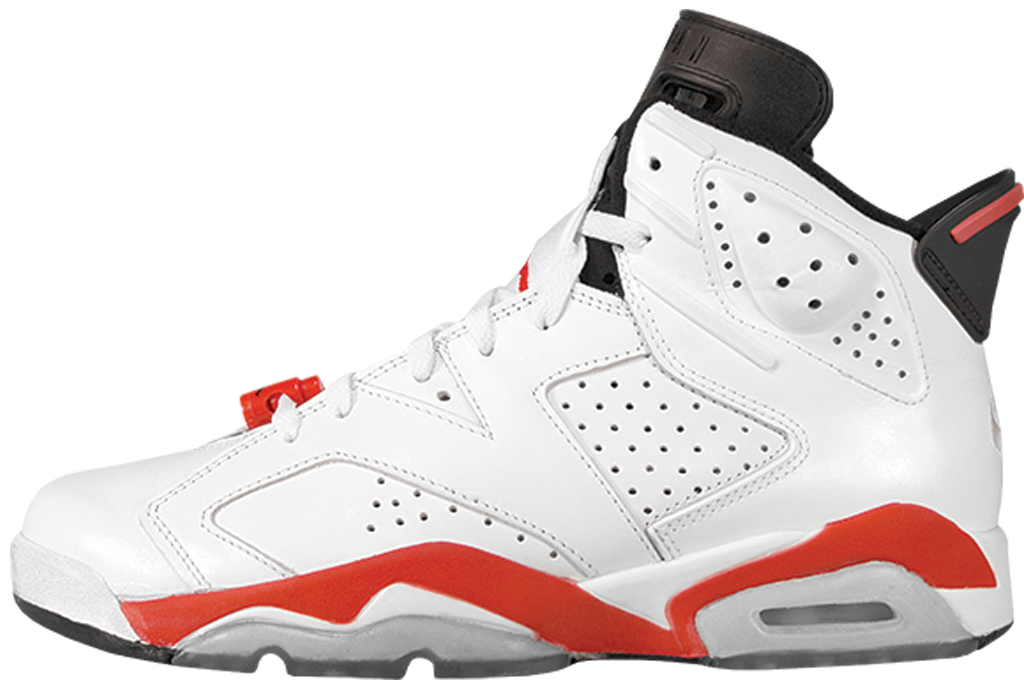 air jordan 6 original colorways meaning