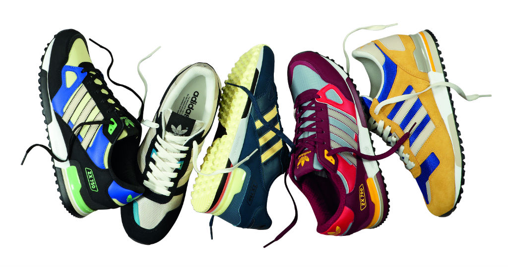 adidas Originals ZX 700 & 750 - Spring/Summer 2013