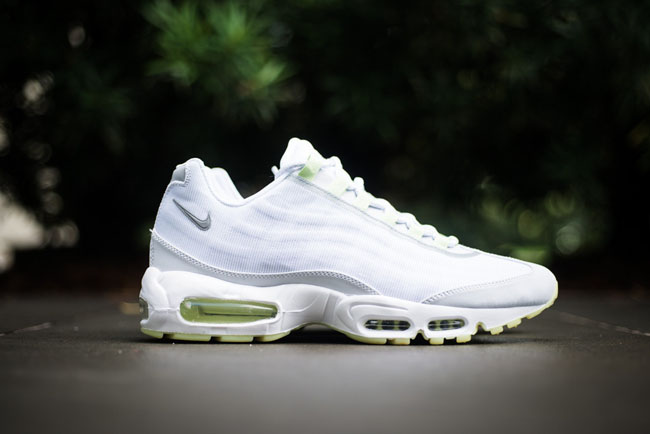 Nike Air Max 95 PRM Tape Glow in the Dark | Sole Collector
