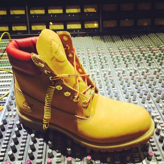 DJ Khaled Picks Up DTLR x Timberland 6-Inch Boot