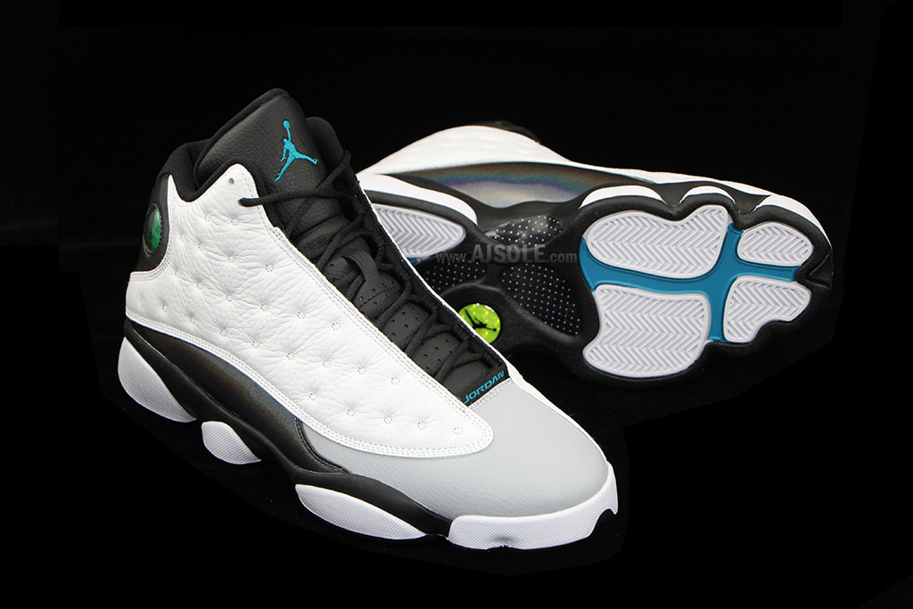 best website 700ae 28aba Release Date: Air Jordan 13 Retro 'Barons' | Sole Collector