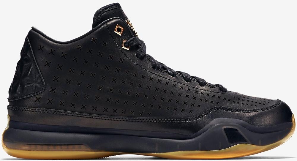 Nike Kobe X Mid EXT Black/Black-Gum Light Brown