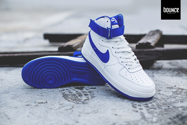 7d1c1cdedc5 Nike Satisfies Air Force 1 Collectors With a Spot-On Retro