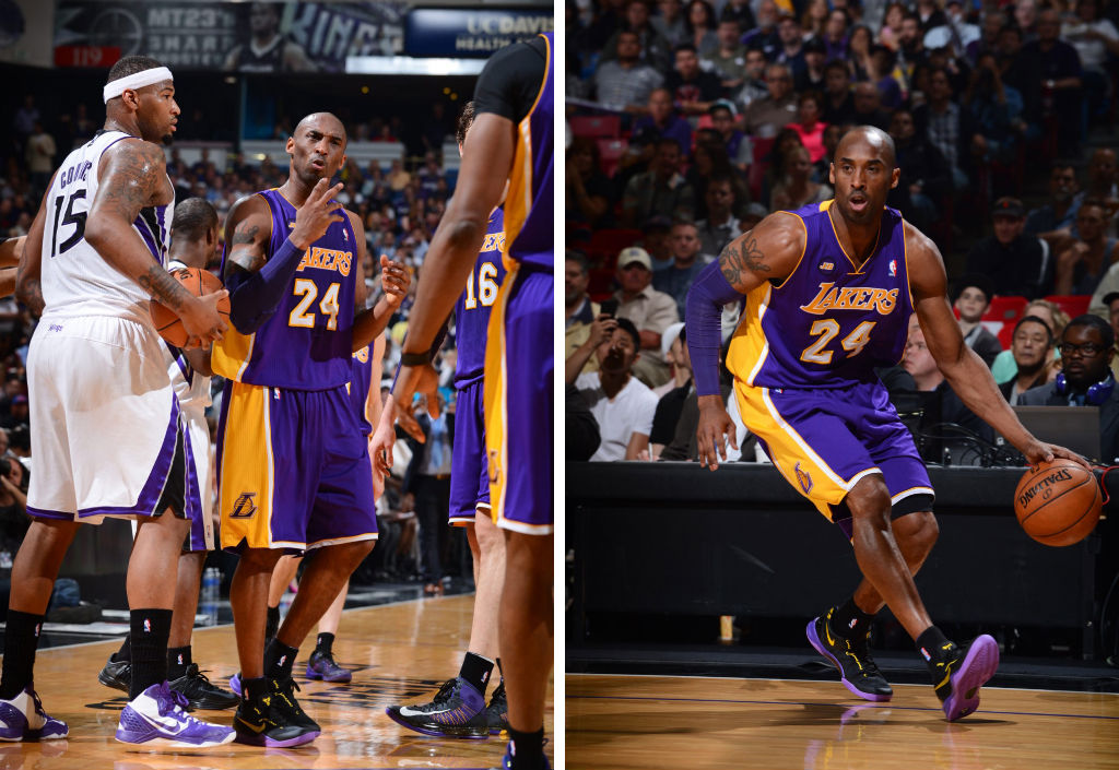 Kobe Bryant Passes Wilt Chamberlain On All-Time Scoring List In Nike Kobe 8 System (5)