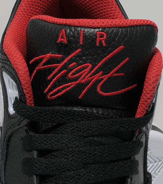 Nike Air Flight 89 - Black/White