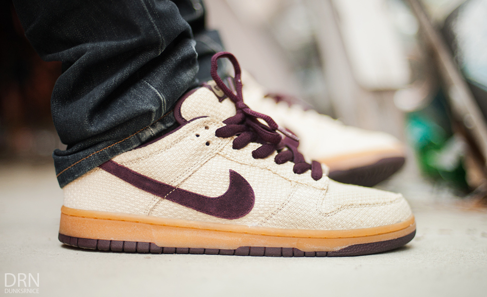 Nike SB Dunk Low Hemp