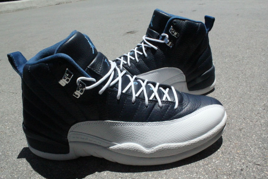 sale retailer c9bcf 4cf40 Air Jordan Retro 12 - Obsidian | Sole Collector