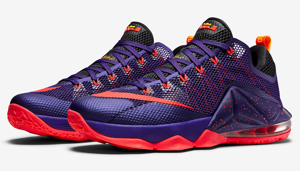 Nike Lebron 12 Low Shoes