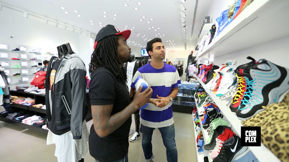 See What Happens When Complex Goes Sneaker Shopping with ...