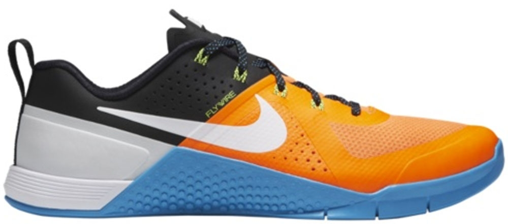 Nike Metcon 1 Total Orange/Black-Blue Lagoon-White