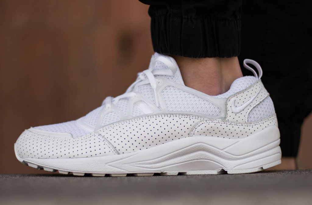 b55a2c74471 Another All-White Nike Huarache for the Summer