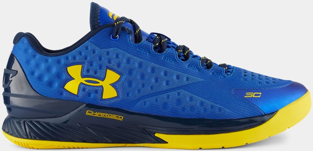 Under Armour Curry One Low Royal/Academy-Taxi
