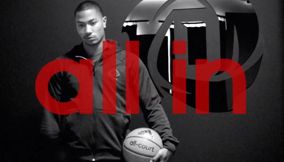 adidas Basketball Presents The Return of Derrick Rose Episode 6 - ALL IN