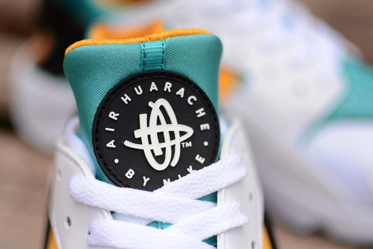 best website a4e61 a556c Nike Answers Huarache Fans Prayers Again
