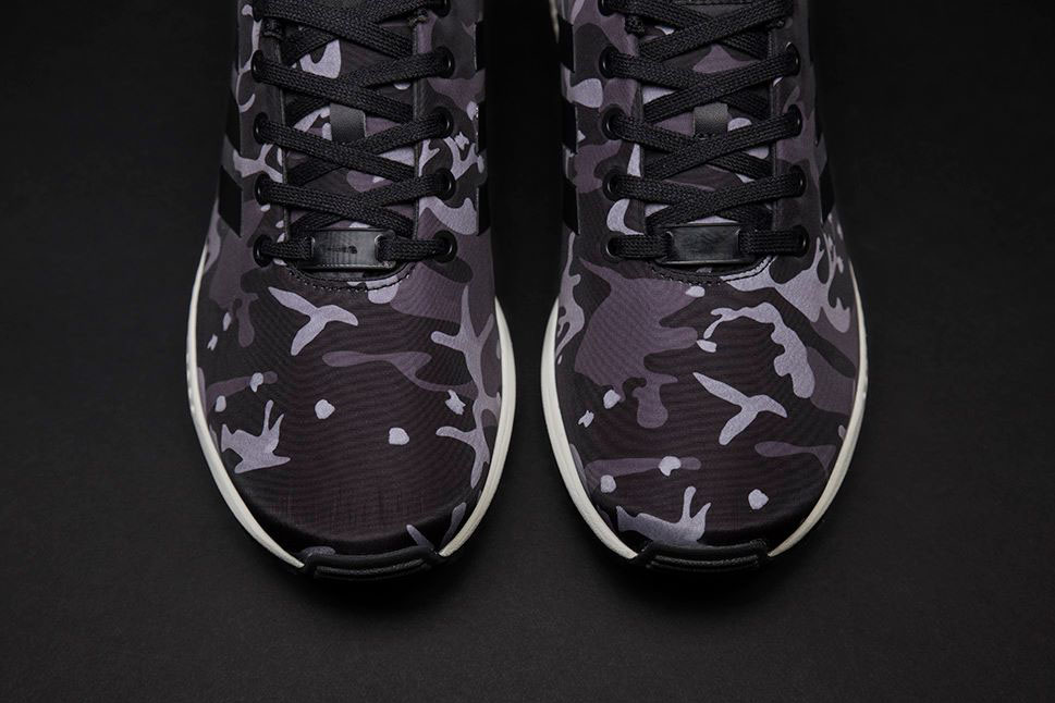 adidas Originals ZX Flux Pattern Pack Exclusive for Sneakersnstuff - Camo (7)