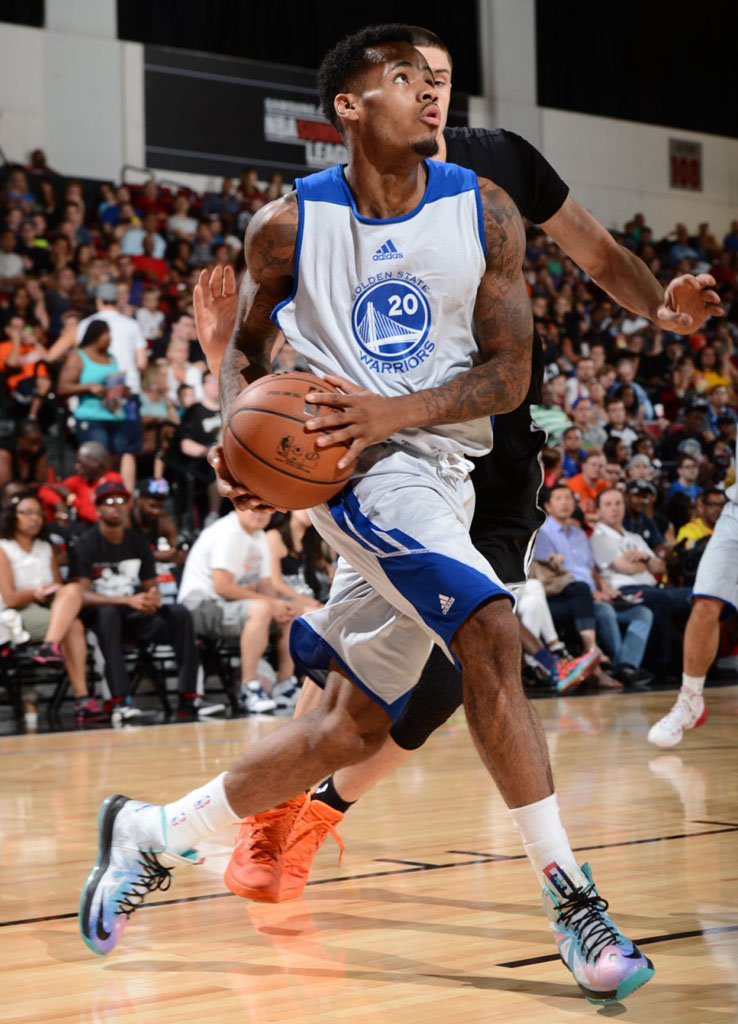 Sole Watch  The Best Sneakers Spotted at 2014 NBA Summer League (So ... 00bc72ea49