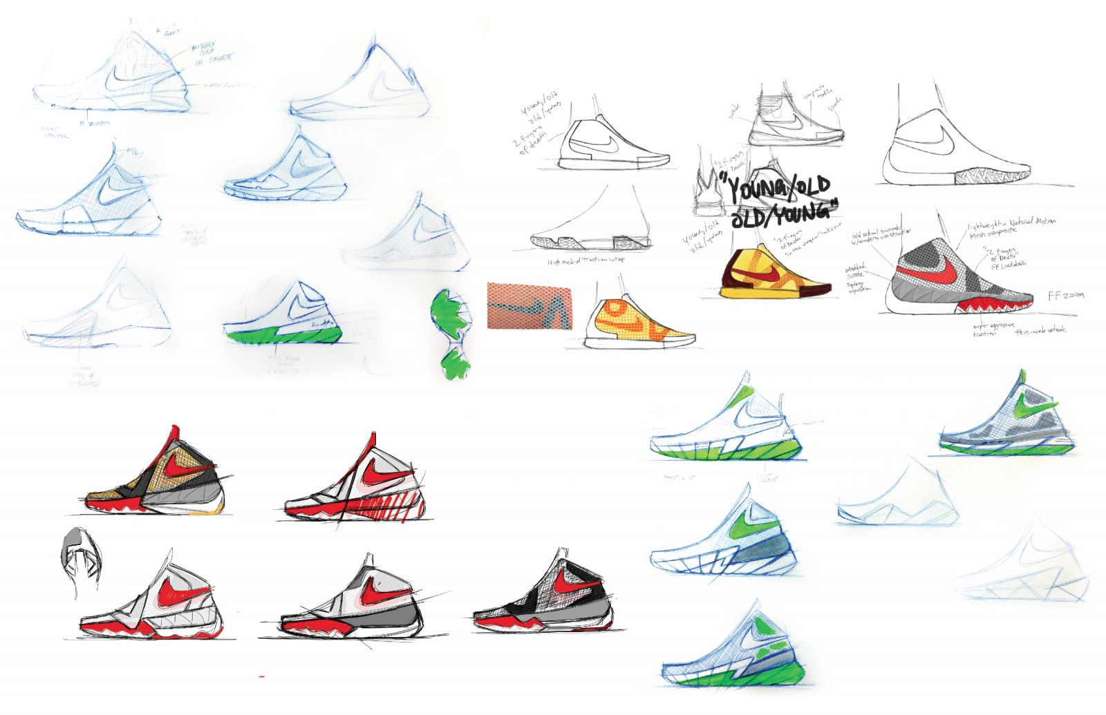 All the details behind Kyrie Irving\u0027s first signature sneaker.