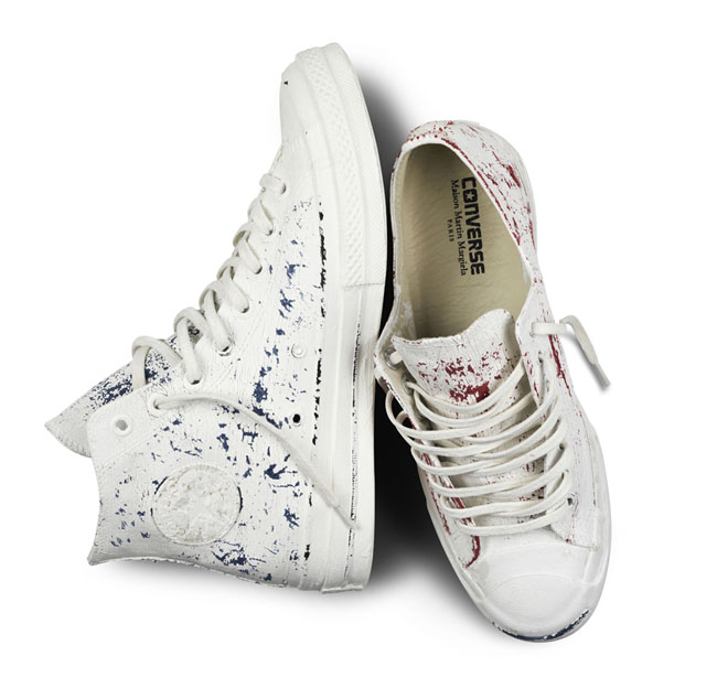 Maison Martin Margiela x Converse First String top collaborations of September