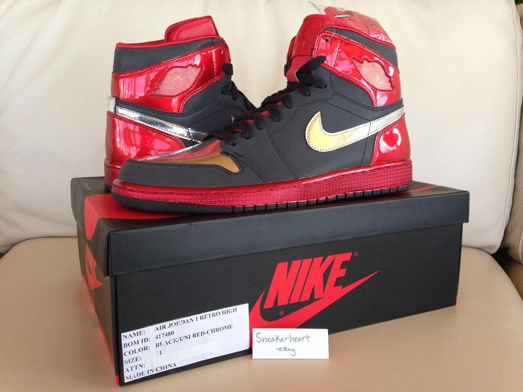 56543a6c61c0 Legends of the Summer  Air Jordan 1 Fetching Big Bucks on eBay ...