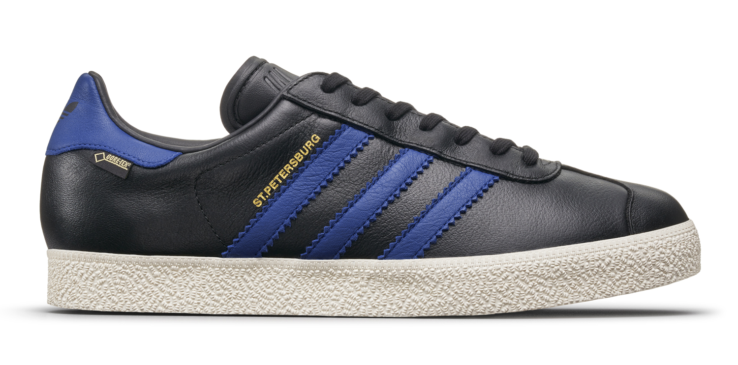 Adidas Gazelle Gore-Tex City Pack Russia   Sole Collector 5997d3b012f8