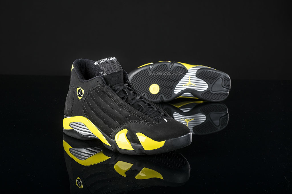 Air Jordan XIV 14 Retro Thunder