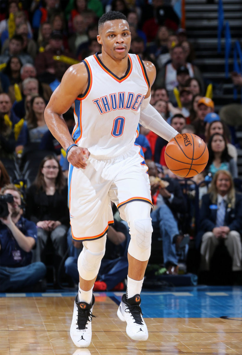 Russell Westbrook Debuts the Air Jordan XXX (9)