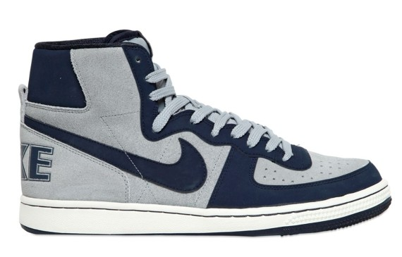 magasin en ligne bc8cd f34a8 Georgetown' Nike Terminator High Set to Return in Suede ...