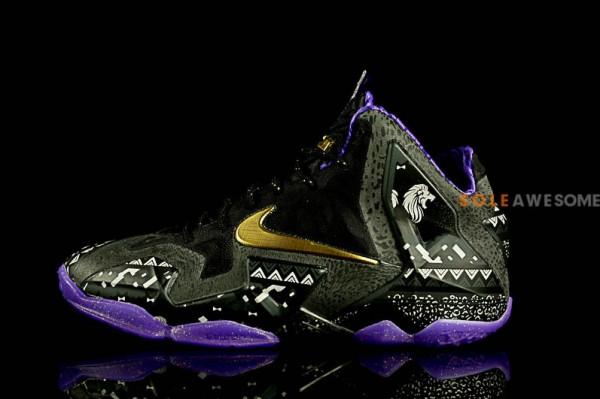 Nike LeBron XI GS - BHM