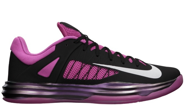 Nike Hyperdunk 2012 Low Think Pink