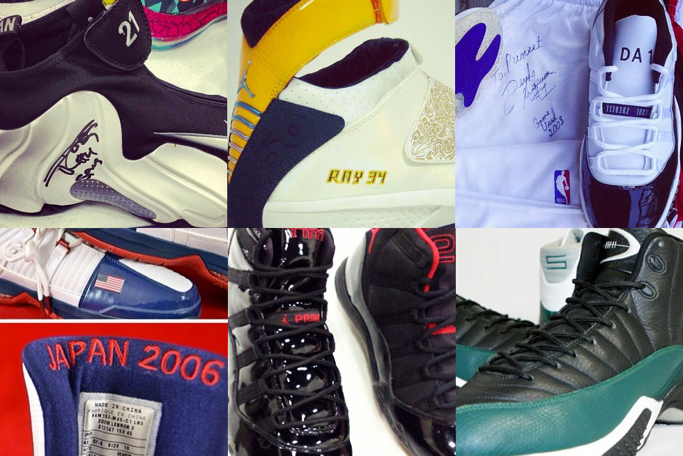 10 PE Collectors You Should Be Following on Instagram - @SoleSupreme23