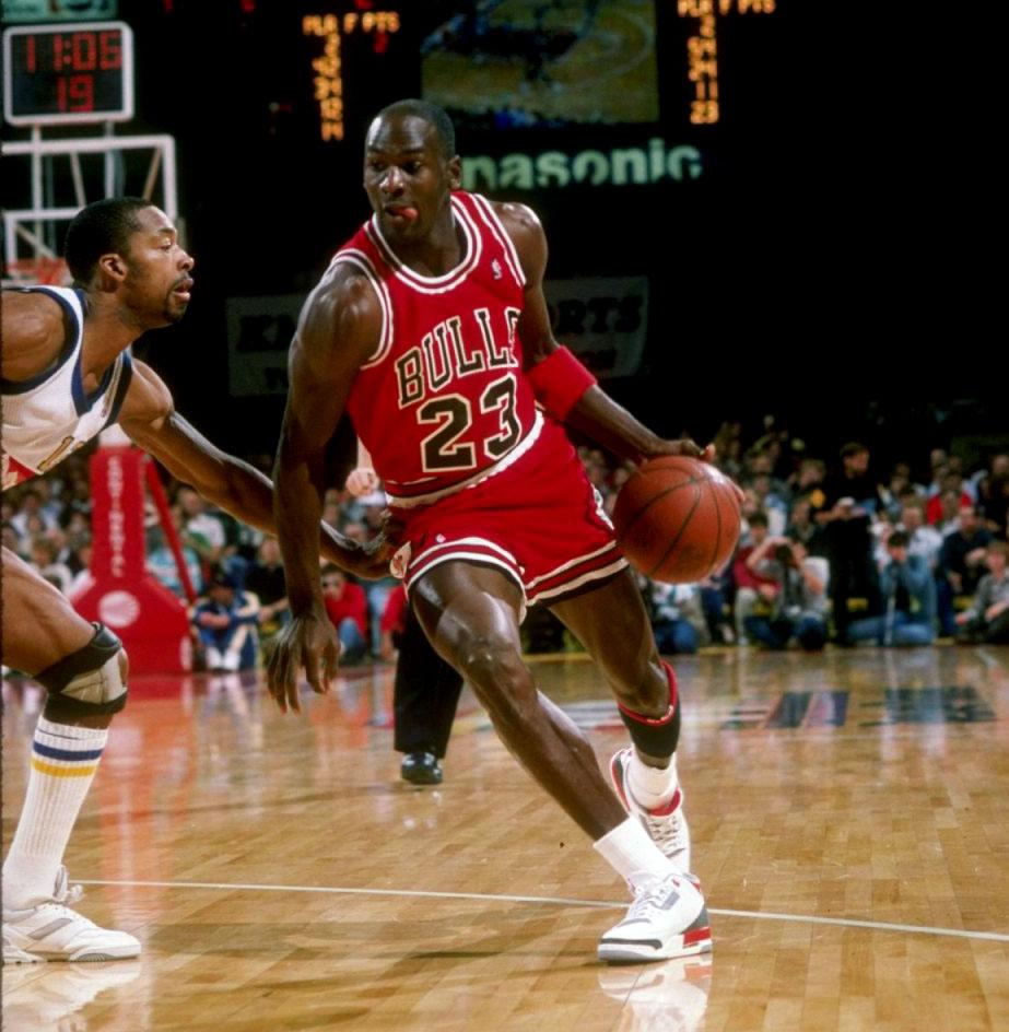 newest cc2ae 59d11 Flashback // Michael Jordan in the Air Jordan III