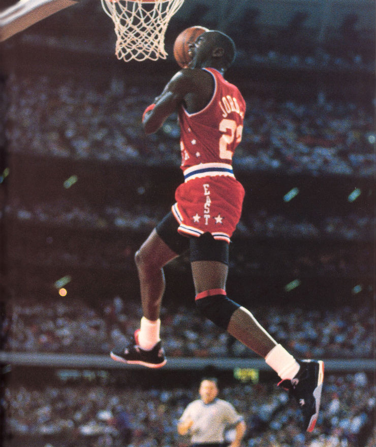 #2350 // 50 Classic Michael Jordan All-Star Game Photos (9)