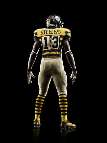Steelers Uniforms Throwback
