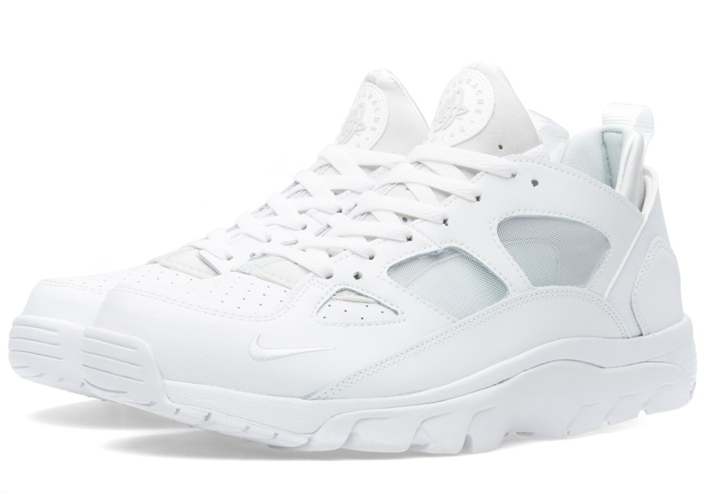 quality design 77471 fa056 There s Another All-White Nike Huarache. This time its the Trainer Low.