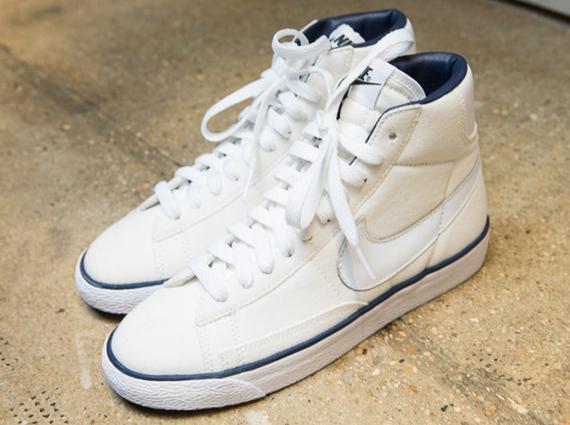 newest 6b407 a5837 A.P.C x Nike Blazer - Spring 2014