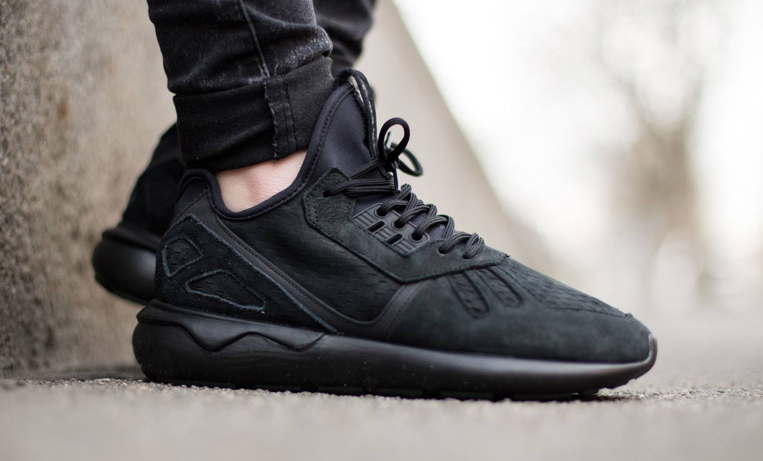 Adidas Originals TUBULAR VIRAL Sneakers laag core black / chalk