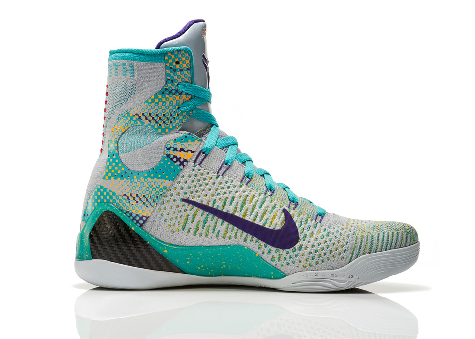 Nike Kobe 9 Elite Hero Medial